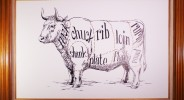 cow cuts